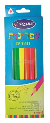 עפרונות מטליים אומגה 6 יחי'