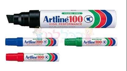טוש ארטליין עבה (100)