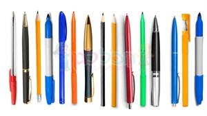 תמונה עבור הקטגוריה עטים עפרונות מחקים ומחדדים