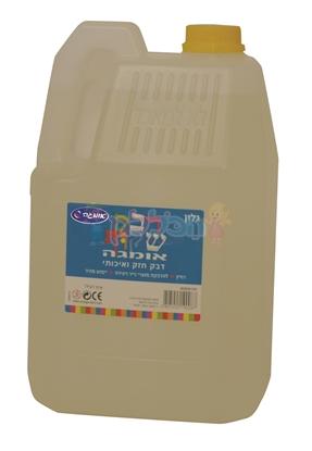 תמונה של גלון דבק פלסטיק אומגה