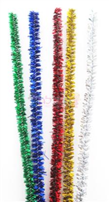 תמונה של מנקה מקטרות מטלי צבעוני 100 יחי'