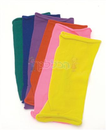 תמונה של גרביים צבעוניות
