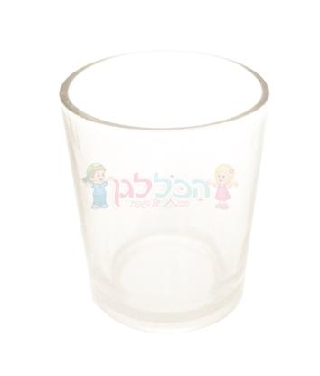 תמונה של כוס זכוכית