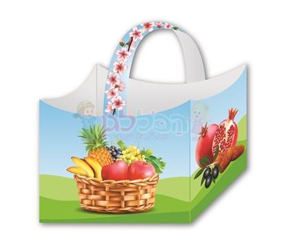 תמונה של סלסלת פירות למילוי 20 יחי'