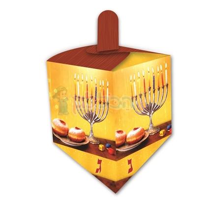תמונה של סביבון למילוי קטן דגם 'להודות ולהלל' 20 יח'