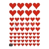 תמונה של מדבקות לבבות