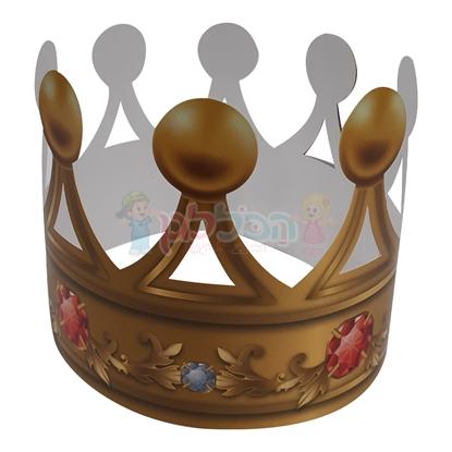 תמונה של כתר מלך
