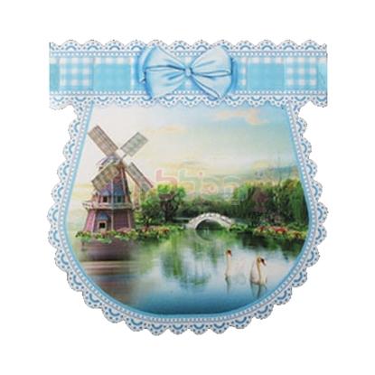 תמונה של חצי סינר הולנדית/כפריה