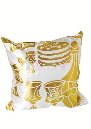 תמונה של כרית סאטן זהב למילוי